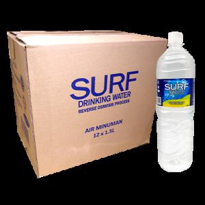SURF RO 1500ML DRINKING WATER 12X1500ML
