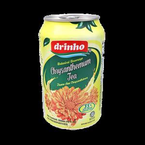 DRINHO CAN CHRYS TEA 1 x 300ML