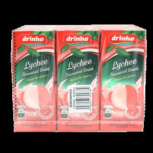 DRINHO LYCHEE 1X6X250ML