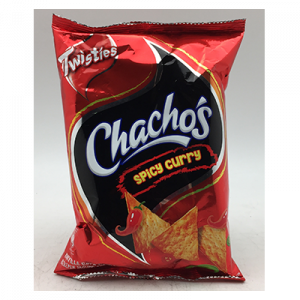 CHACHO'S SPICY CURR 1 x 80G