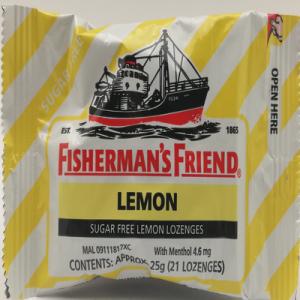 FISHERMAN/F S/F LEMON 1 x 25G