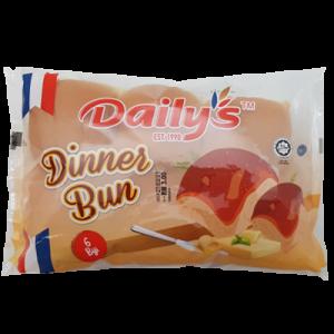 DAILY'S DINNER BUN 1 X 380G