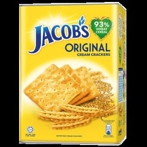 JACOB'S CREAM CRACKER 1X700G