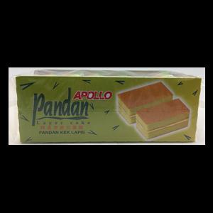 APOLLO L/CAKE PANDAN 1 x 24X22G