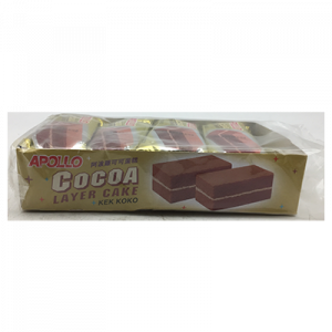 APOLLO L/CAKE COCOA 1x8X22G