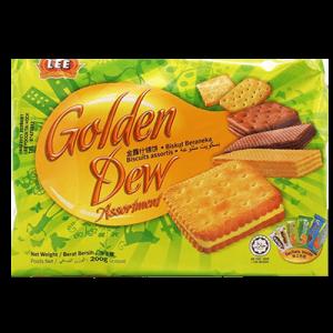 LEE GOLDEN DEW ASST 1X200G