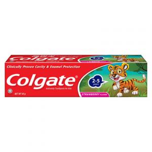 COLGATE TOOTH PASTE KIDS 2-5 TIGER 1X40G