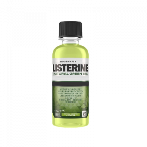 LISTERINE GREEN TEA LESS INTENSE 1X100ML