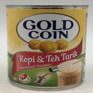GOLD COIN KOPI & TEH TARIK 1 X 500G
