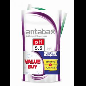 ANTABAX SHW CRM T/PACK SENS+PINE 1X2X550ML