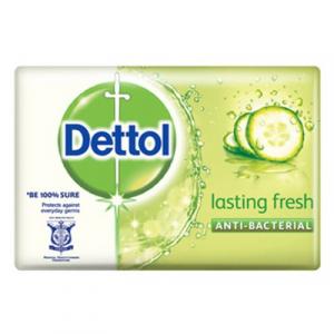 DETTOL BAR SOAP L/FRESH 3+1 1x4x100G