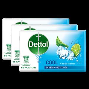 DETTOL BAR SOAP COOL  1X3X65G
