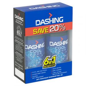 DASHING R/ON COOL T/PACK 1X2X50ML
