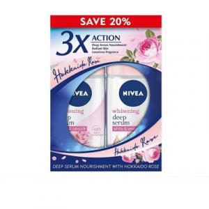 NIVEA (F) R/ON HOKKAIDO ROSE T/P 1X2X50ML