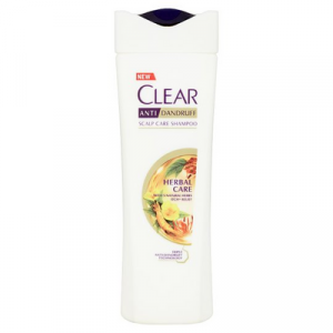 CLEAR SHP HERBAL CARE 1X330ML