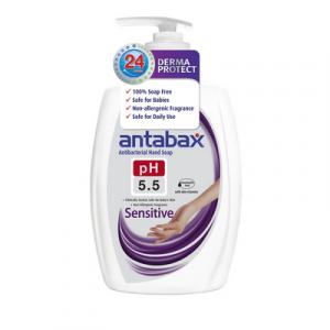 ANTABAX HAND WASH SENSITIVE 1X450ML