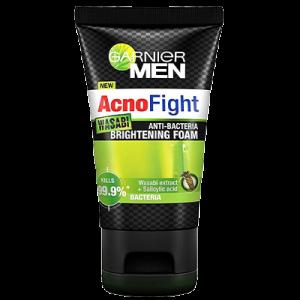 GARNIER MEN ACNO FIGHT W/FOAM 1X100ML