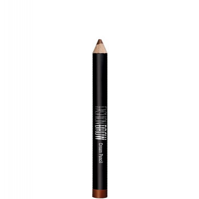MAYBELLINE F.BROW CREAM PNCL BROWN 1X1'S