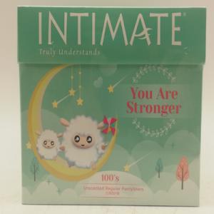 INTIMATE REG P/LINER 1X100'S