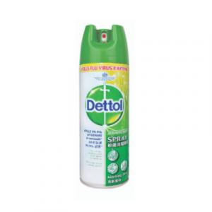 DETTOL DISINFECT SPRAY F/SCENT 1X450ML