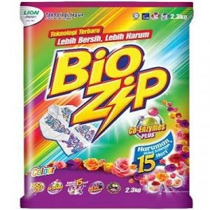 BIOZIP POLYBAG-COLOUR 1 X 2.3KG