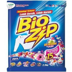 BIOZIP POLYBAG-FLORAL 1 X 2.3KG