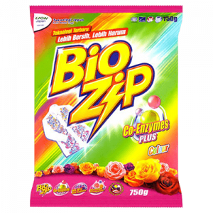BIOZIP POLYBAG-COLOUR 1 X 750G