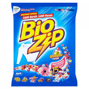 BIOZIP POLYBAG-FLORAL 1 X 750G