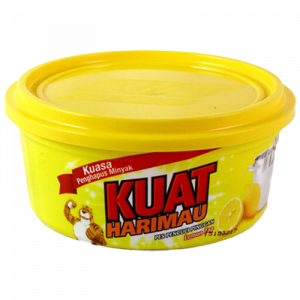 KUAT HARIMAU D/W PASTE- LEMON 1x400G