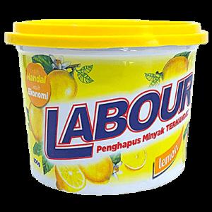 LABOUR DISHWASH PASTE LEMON 1X800G