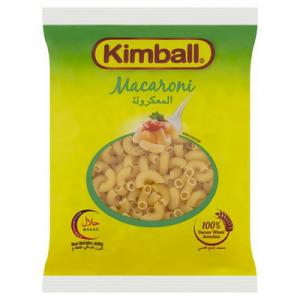 KIMBALL MACARONI 1X400G