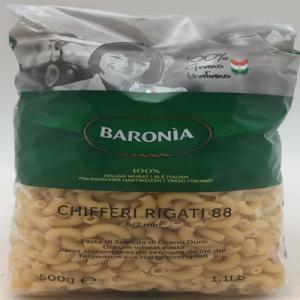 BARONIA CHIFFERI RIGATE (88) 1X500G