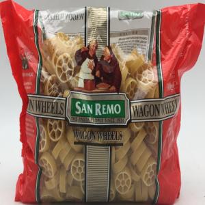 SAN REMO WAGON WHEELS 1X500G