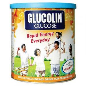 GLUCOLIN REGULAR ORANGE 1 X 420G