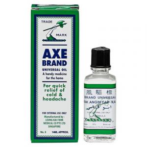 AXE OIL 14ML 1 X 14ML