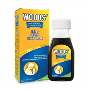 WOODS PEPPERMINT COUGH SYRUP ADULT 1 X 50ML