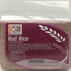 RADIANT RED RICE 1X1KG