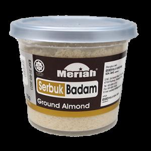 MERIAH SERBUK BADAM 1X70G