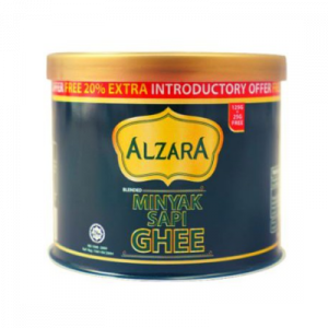 ALZARA BLENDED GHEE 1X150G