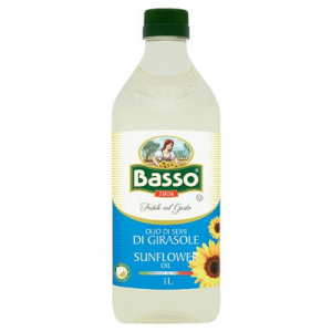 BASSO SUNFLOWER OIL 1X1LIT