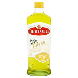 BERTOLLI CLASSICO PURE OLIVE OIL 1X1LIT