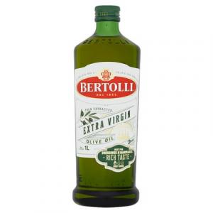 BERTOLLI EXTRA VIRGIN OLIVE OIL 1X1LIT