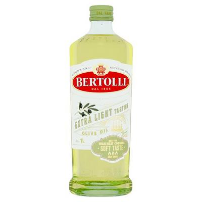 BERTOLLI EXTRA LIGHT OLIVE OIL 1X1LIT