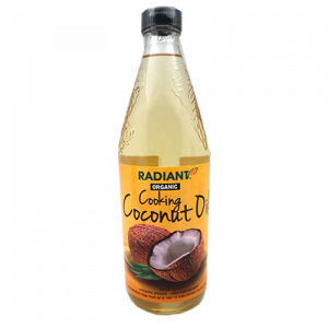 RADIANT COOKING COCONUT OIL  1X750ML