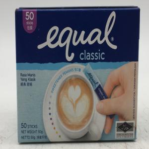 EQUAL CLASSIC STICK 1X50'S