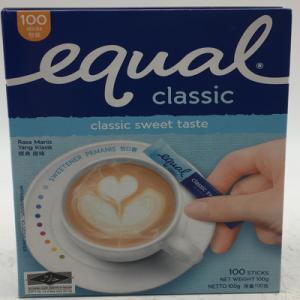 EQUAL CLASSIC STICK 1X100'S