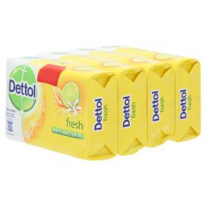 DETTOL BAR SOAP 3+1 FRESH 1X4X100G