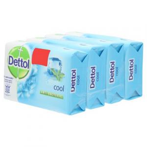 DETTOL BAR SOAP 3+1 COOL 1X4X100G