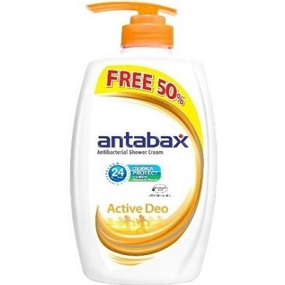 ANTABAX SHW CRM ACTIVE DEO 1X650ML