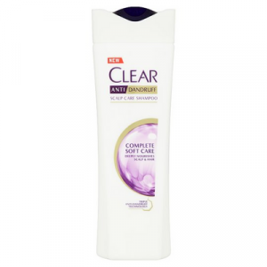 CLEAR SHP COMPLETE SOFT CARE 1X330ML